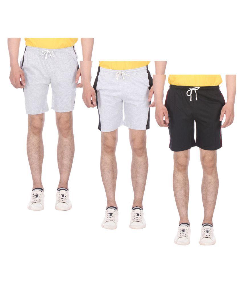TeesTadka Multi Shorts