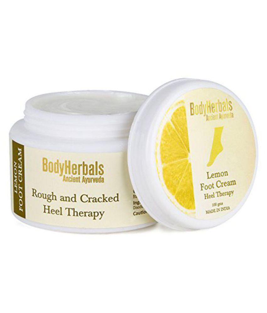 BodyHerbals Lemon Foot Cream 100 gm