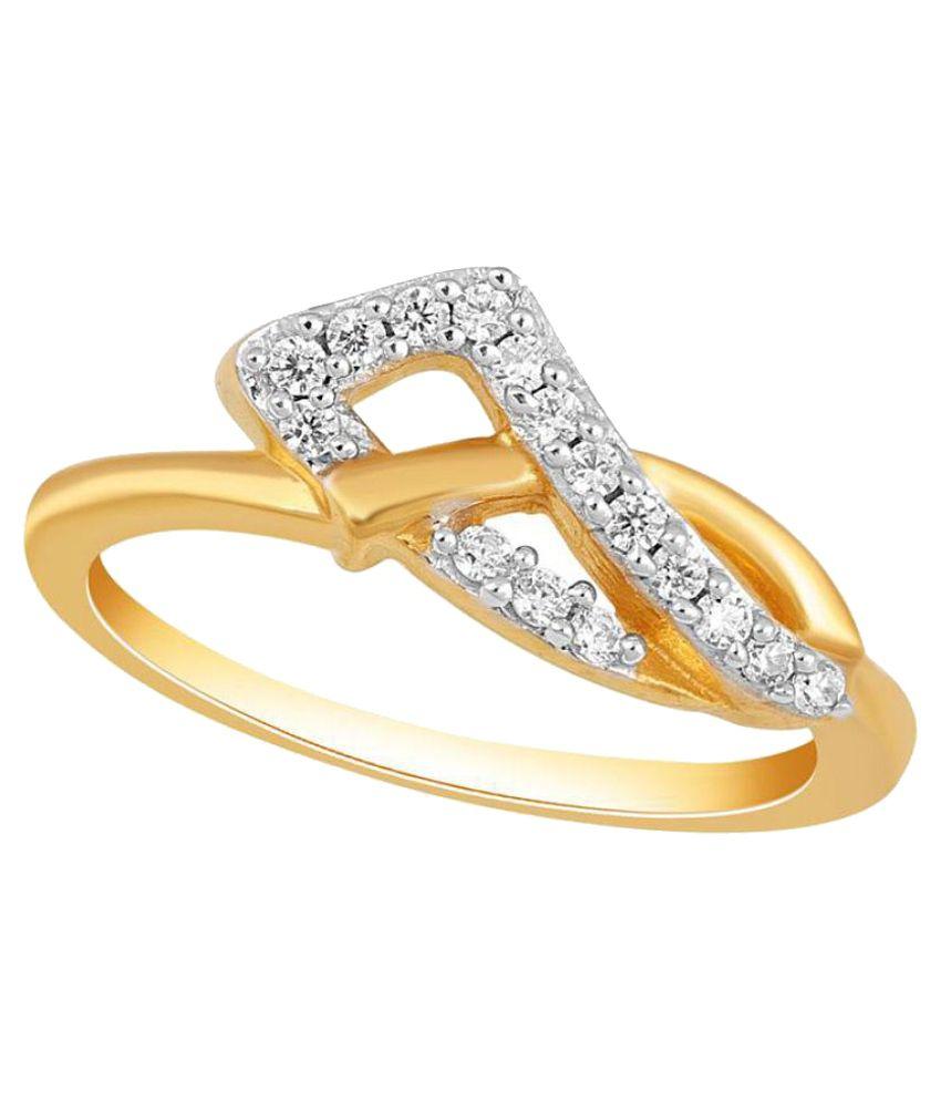 Asmi 95.5 Lumineux Diamond Ring