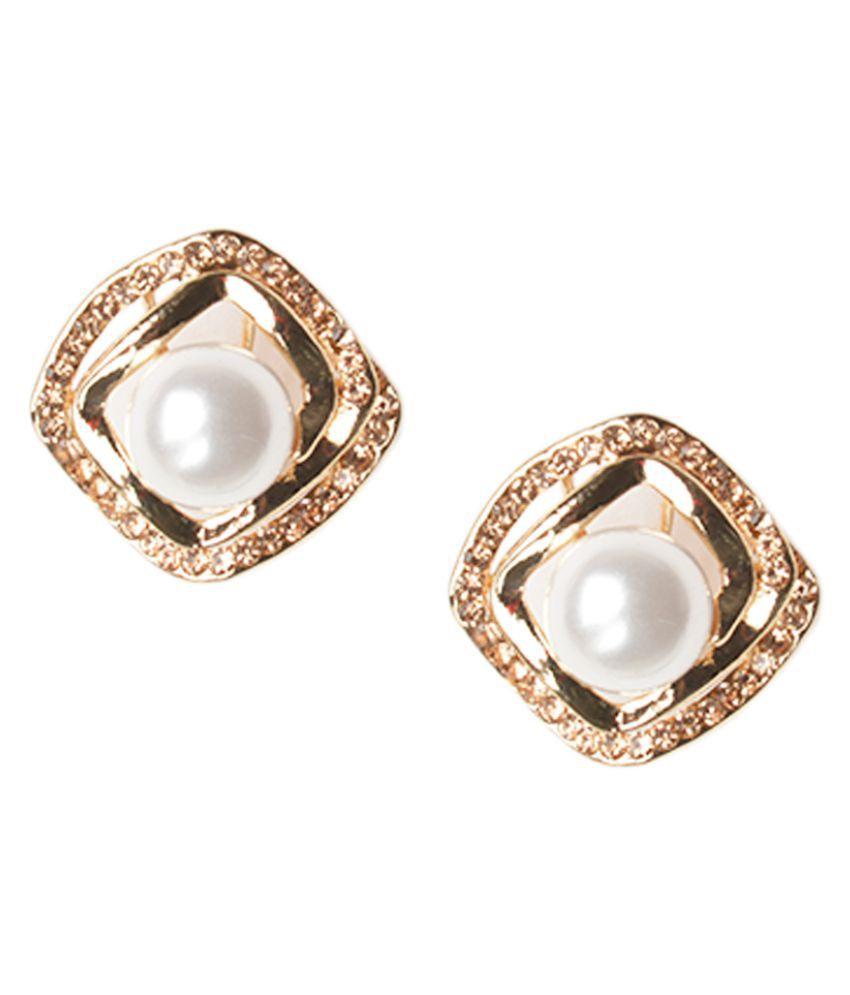 Kazo Golden Earrings