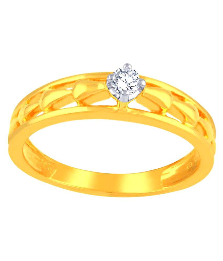 Me-Solitaire 95.5 Lumineux Diamond Ring