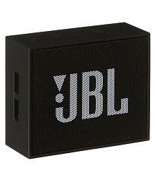 JBL GO Bluetooth Speaker - Black