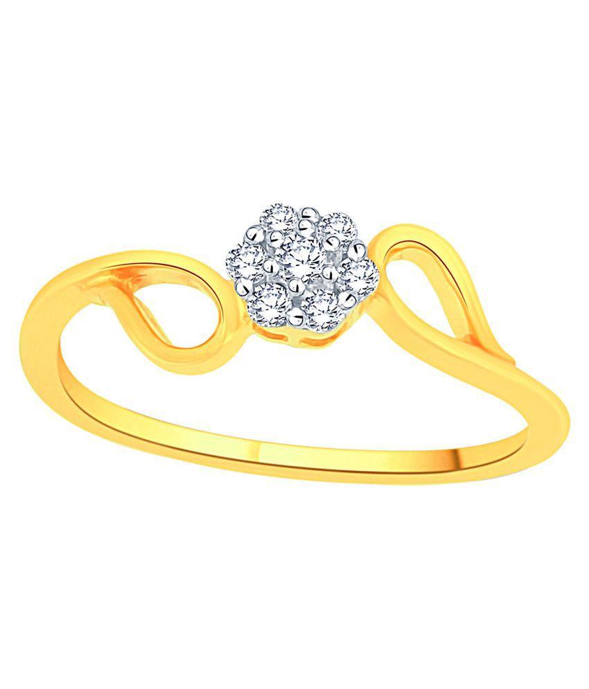 Nakshatra 95.5 Lumineux Diamond Ring