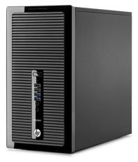 HP 285 G2 AMD A8 Tower Desktop ( AMD 4 GB 500 GB DOS )