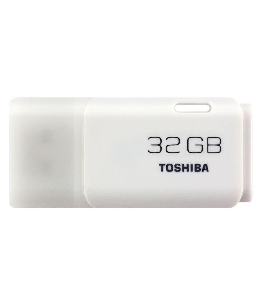 Toshiba Hayabusa 32  GB USB 2.0 Pen Drive