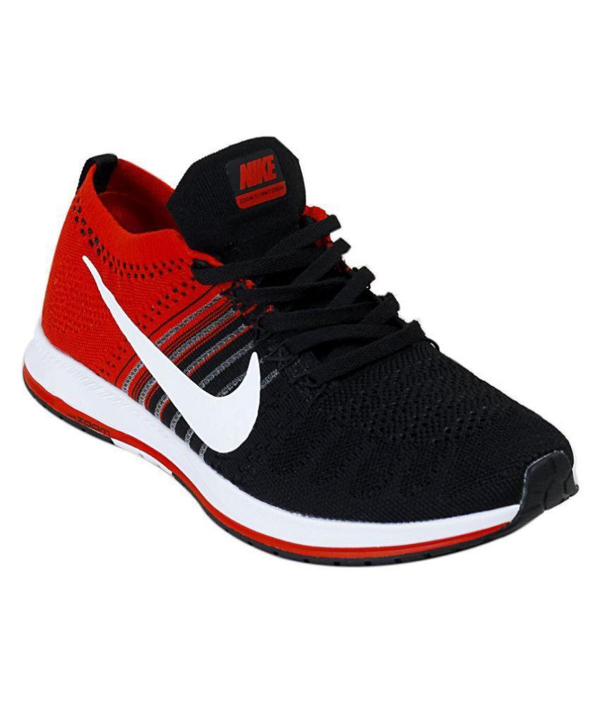 5c1ae9754566e Nike Zoom Flyknit Streak Multi Color Running Shoes - Buy Nike Zoom Flyknit  Streak Multi Color Running Shoes Online at Best Prices in India on Snapdeal