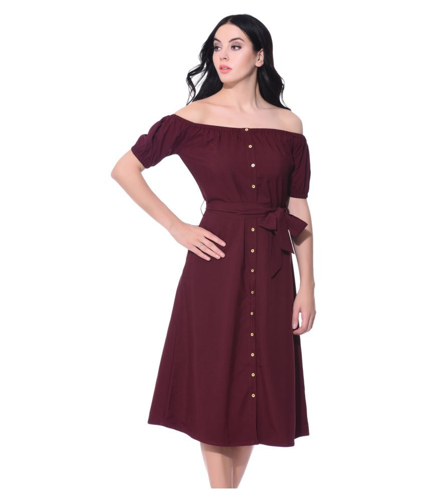 Uptownie Lite Crepe Dresses