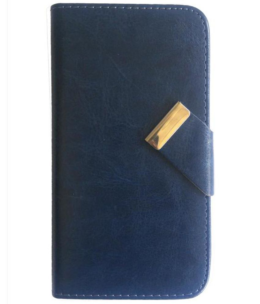 HTC One X Flip Cover by GEOCELL - Blue