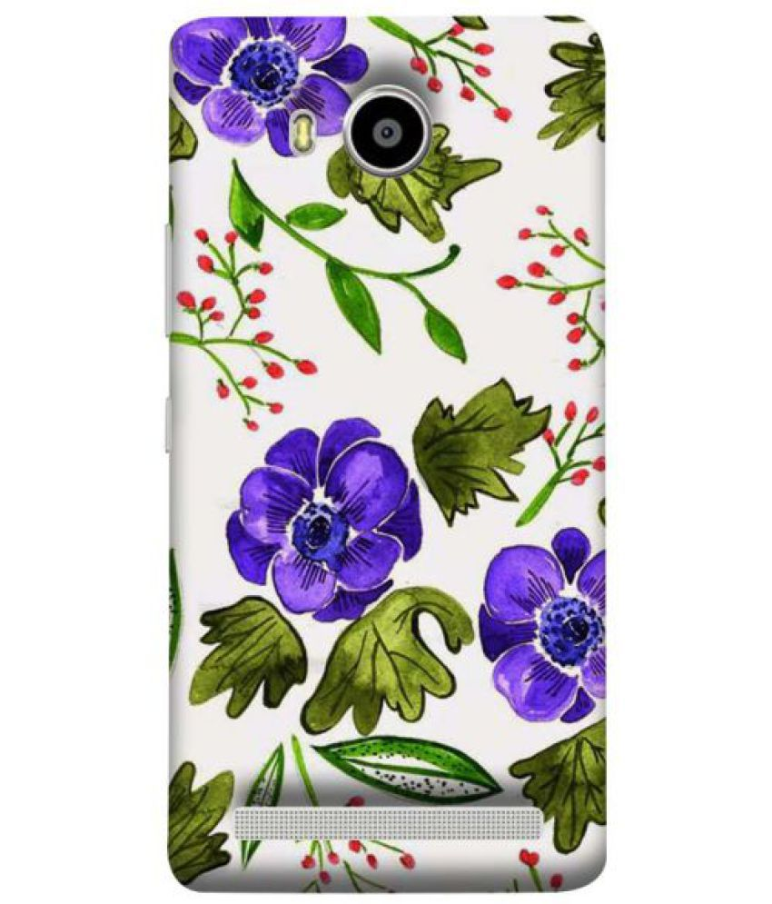 Lenovo A7700 3D Back Covers By Fuson