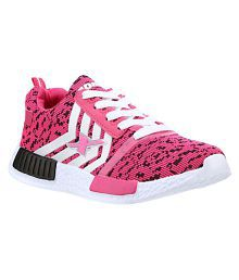 Sparx Pink Running Shoes