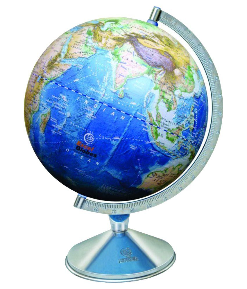 Ontiq political map globe buy online at best price in india snapdeal ontiq political map globe gumiabroncs Gallery