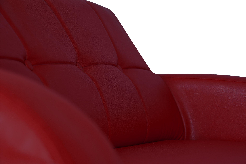 Dolphin Atlanta Leatherette 3 1 1 Seater Sofa Set Buy Dolphin