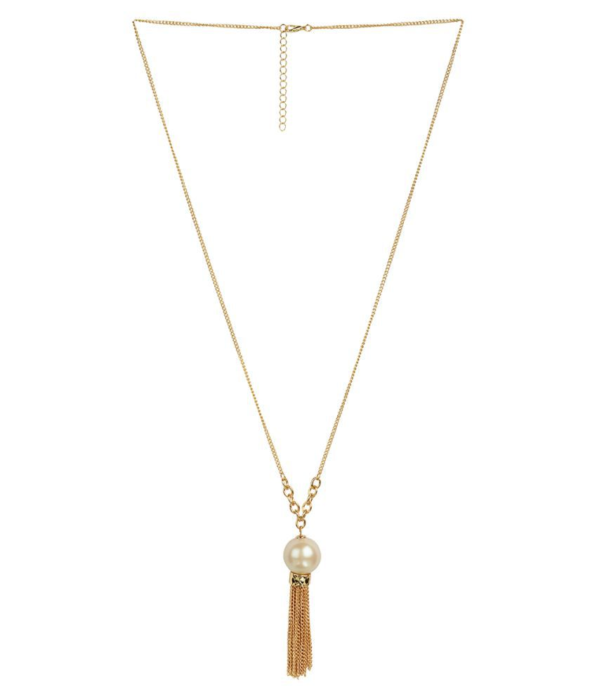 Kazo Golden Marisa Necklace