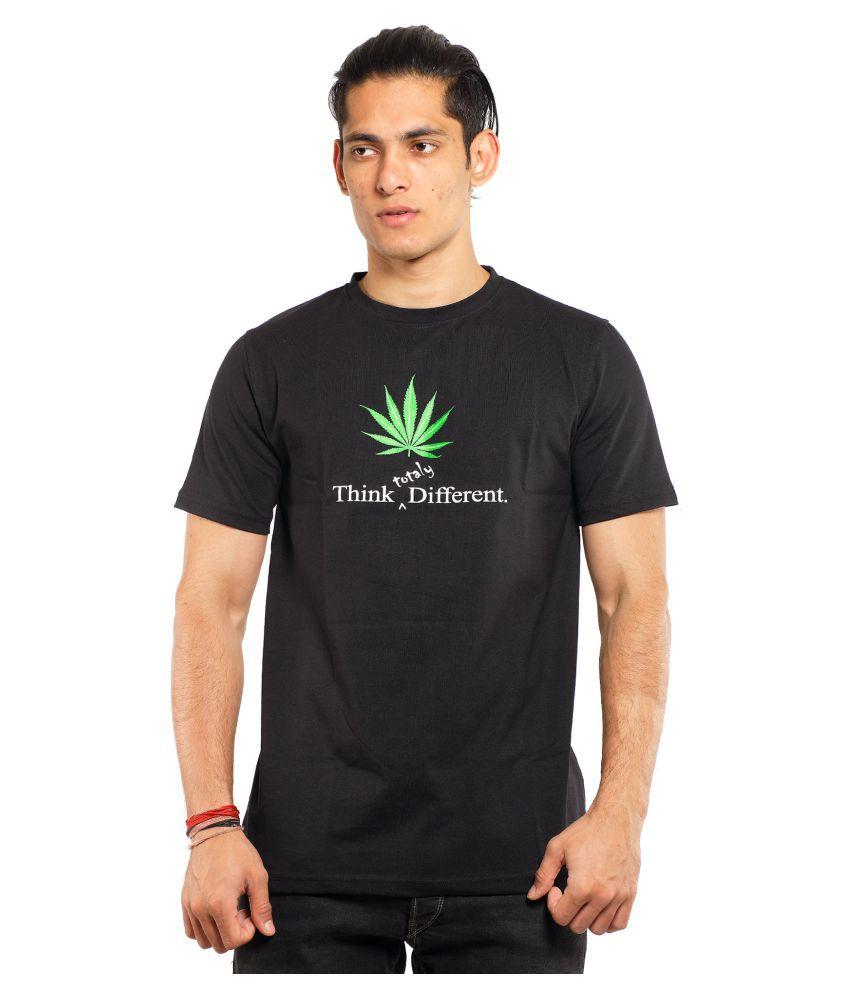 Alchemist Black Round T-Shirt