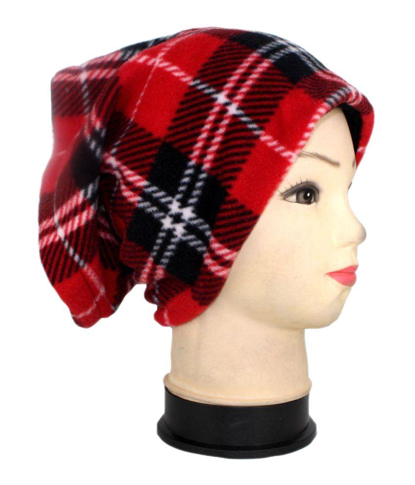 Nancydiva Multi Checkered Wool Headwraps