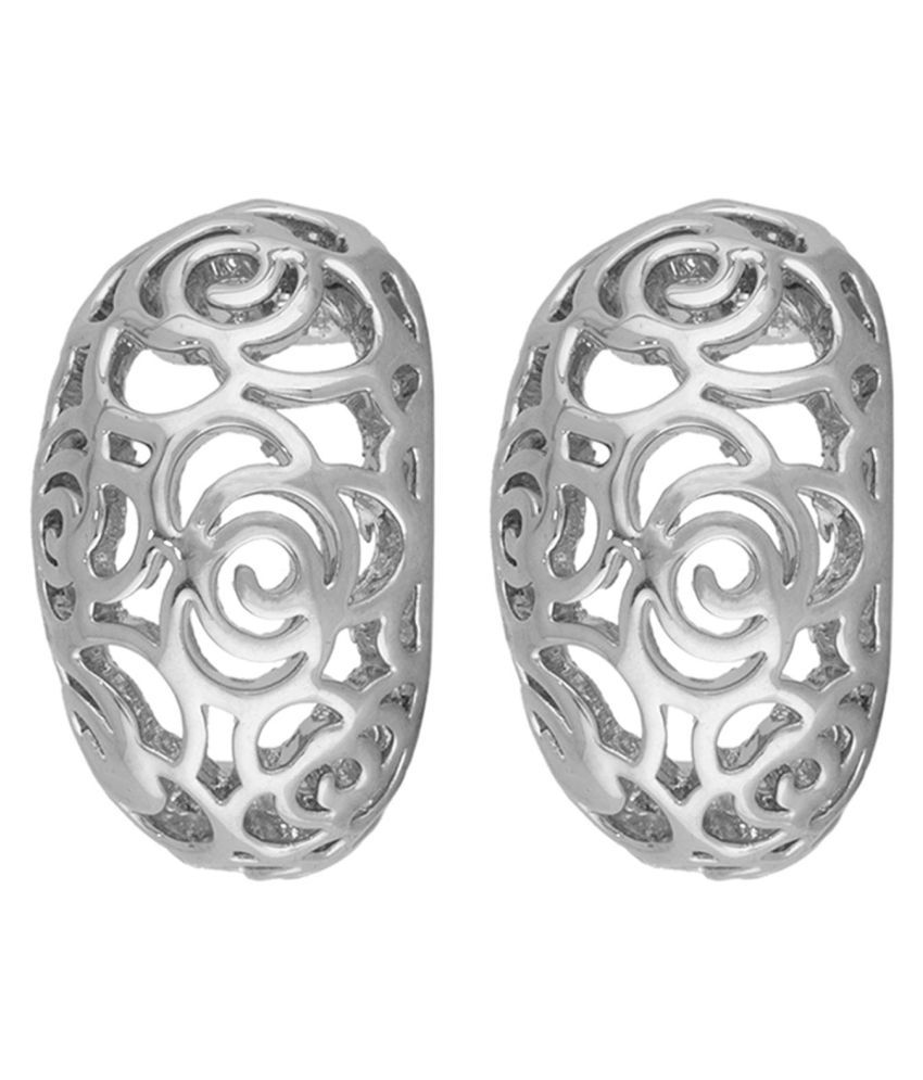 OSF Silver Colour Earrings for Girls and Womens