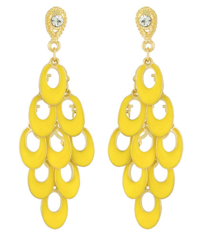 OSF Yellow Earrings