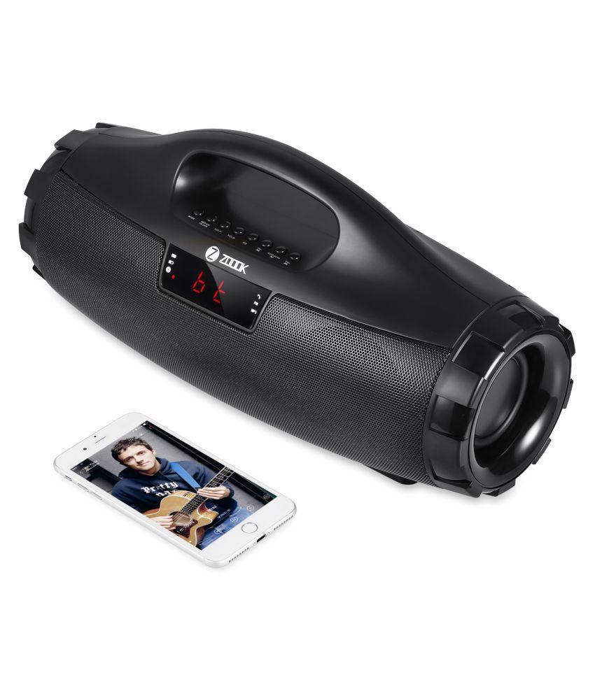 1bt Wireless Webcam Wire Center 7805circuit1 Zoook Zb Rocker Boombox 5 In 1 25w Twin Bass Radiator Bluetooth Rh Snapdeal Com