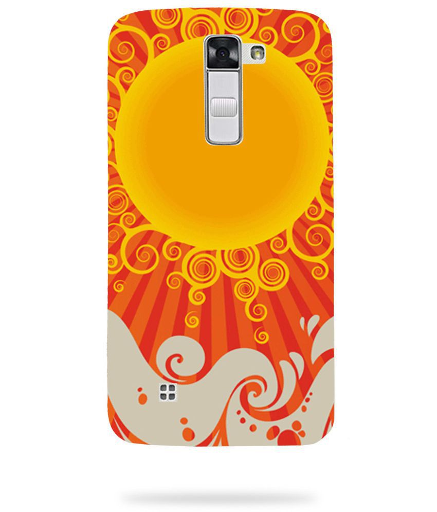 LG K7 Printed Cover By ALDIVO