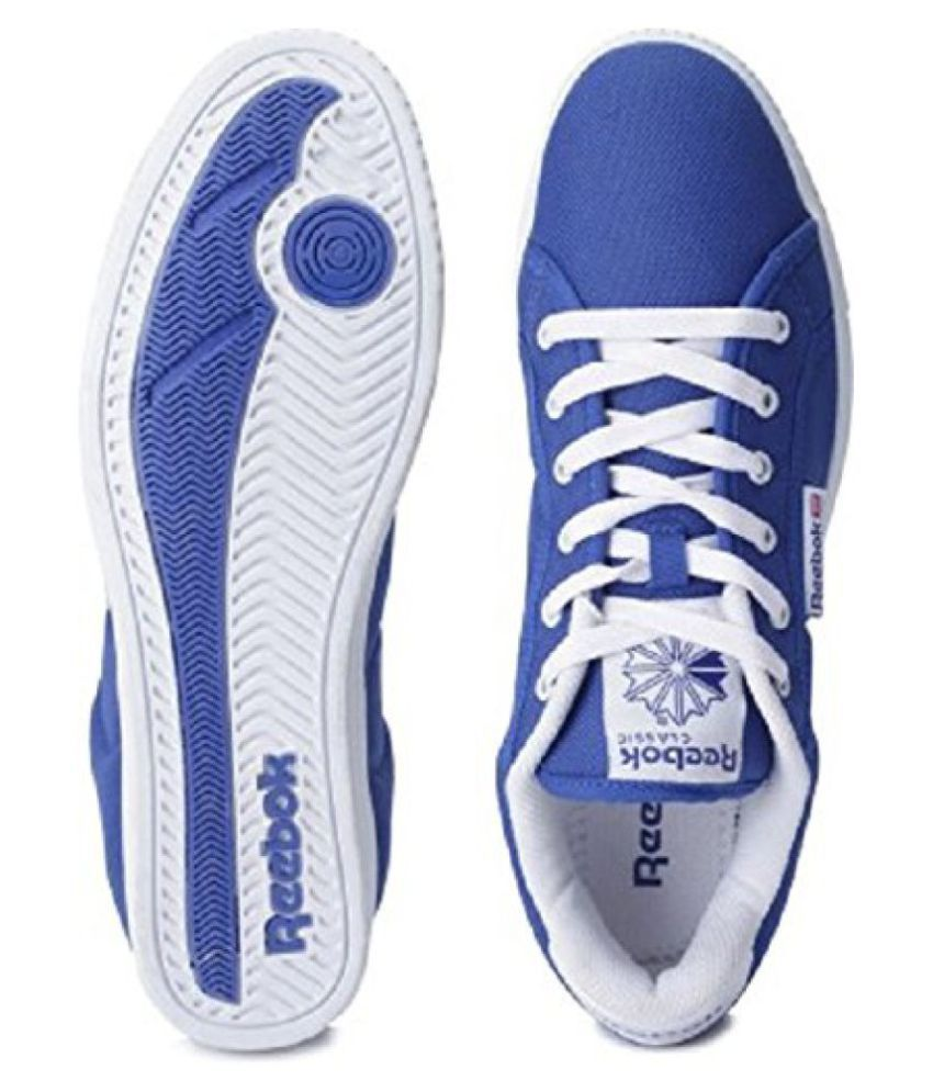reebok canvas shoes online
