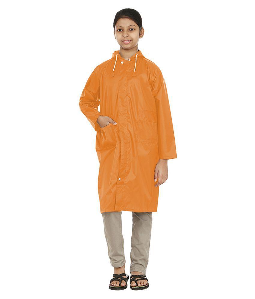 Finery Long Raincoat