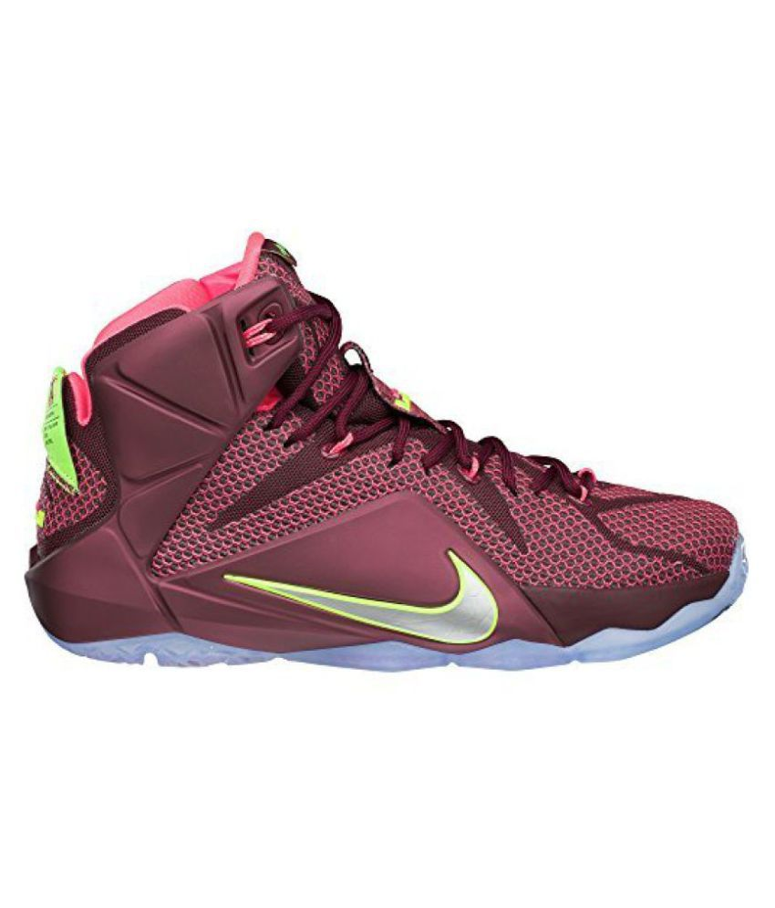 b90661f6eb79 Nike Lebron 12 XII Dunk Force Dunkman James King Cavaliers MVP - Buy Nike  Lebron 12 XII Dunk Force Dunkman James King Cavaliers MVP Online at Best  Prices in ...