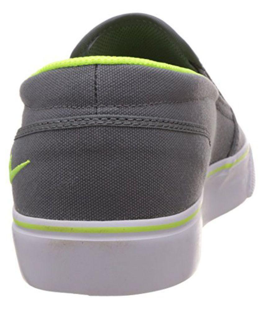 2954907824b33e ... Nike Mens Toki Slip Txt Cool Grey