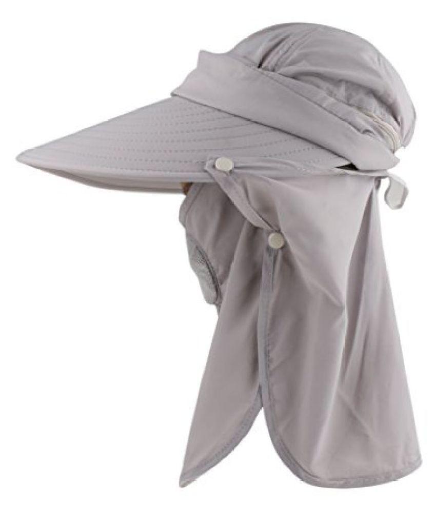 ... Outdoor Anti-UV Riding Cap Pink - Buy Phenovo Multifunction Cotton Fold Sun  Visor Hat Cap Outdoor Anti-UV Riding Cap Pink Online at Best Prices in India  ... a46b1ca4aa3