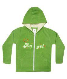Bio Kid Green Jacket