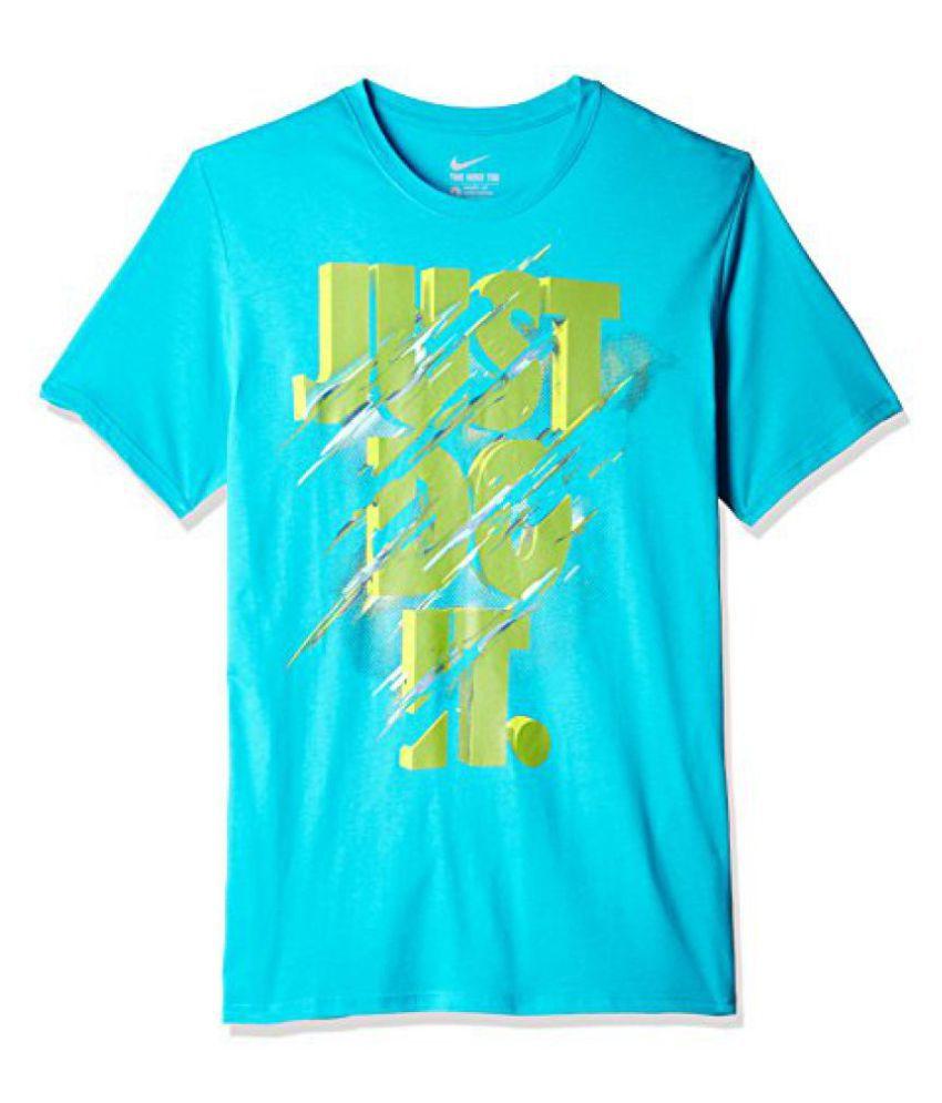 Nike Mens Round Neck T-Shirt