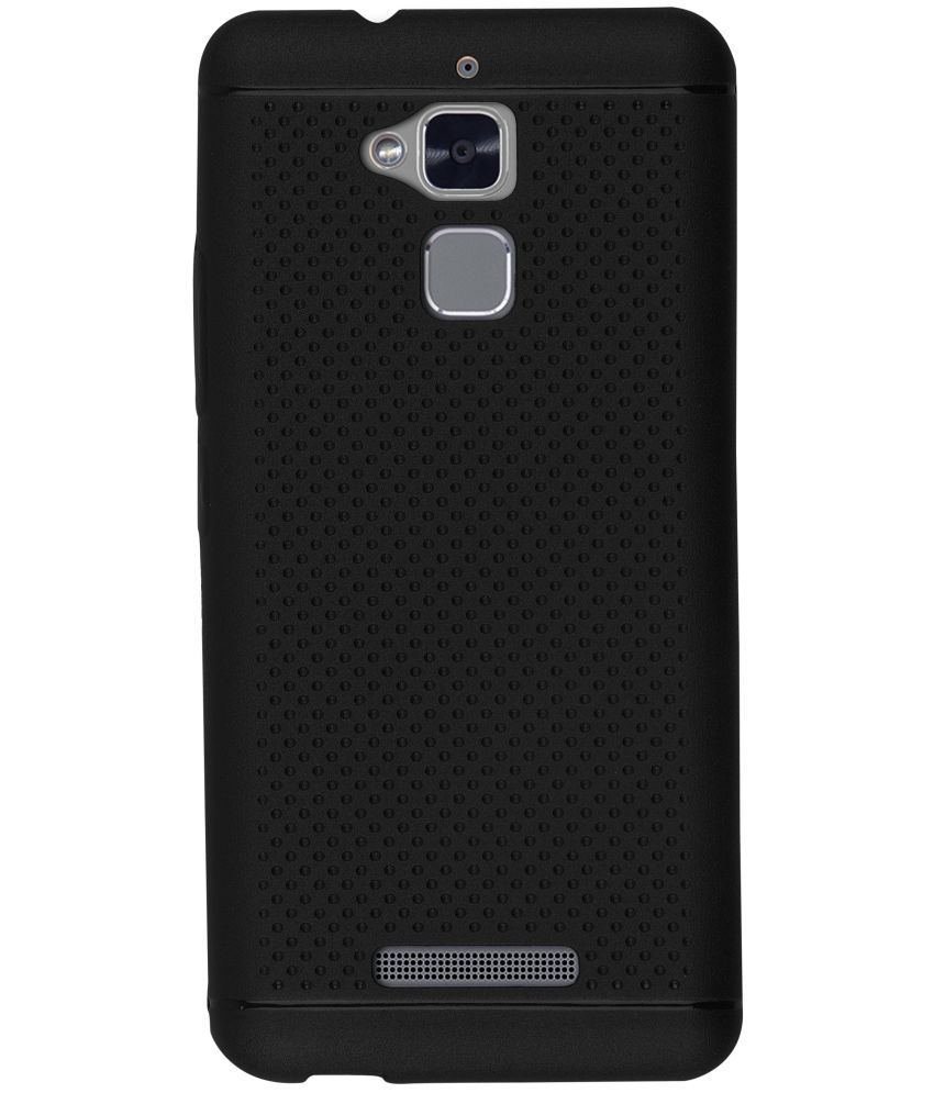 new concept 101e4 9ea7e Asus Zenfone 3 Max Soft Silicon Cases Aw Mart - Black