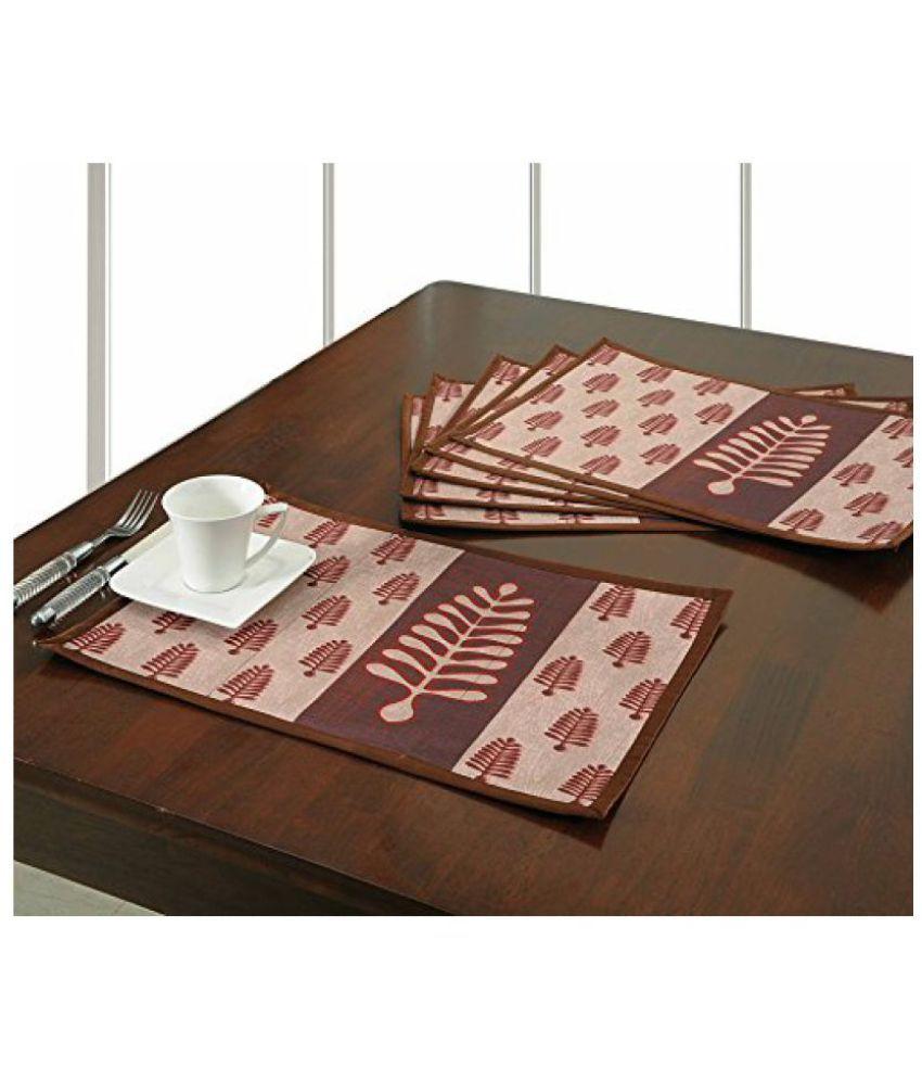 Designer Dining Table Mats Cinici