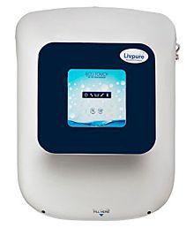Livpure Eco Touch 2000 RO+UV Water Purifier (White and Indigo Blue)