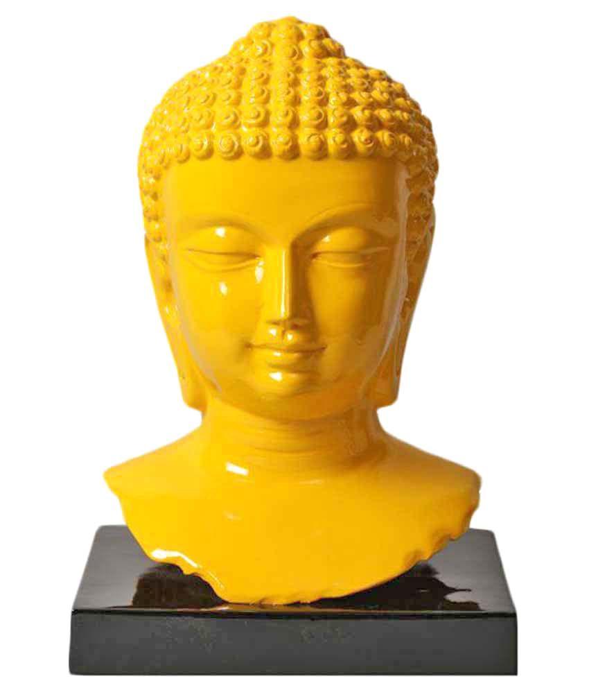 Urbantaga Buddha Resin Idol