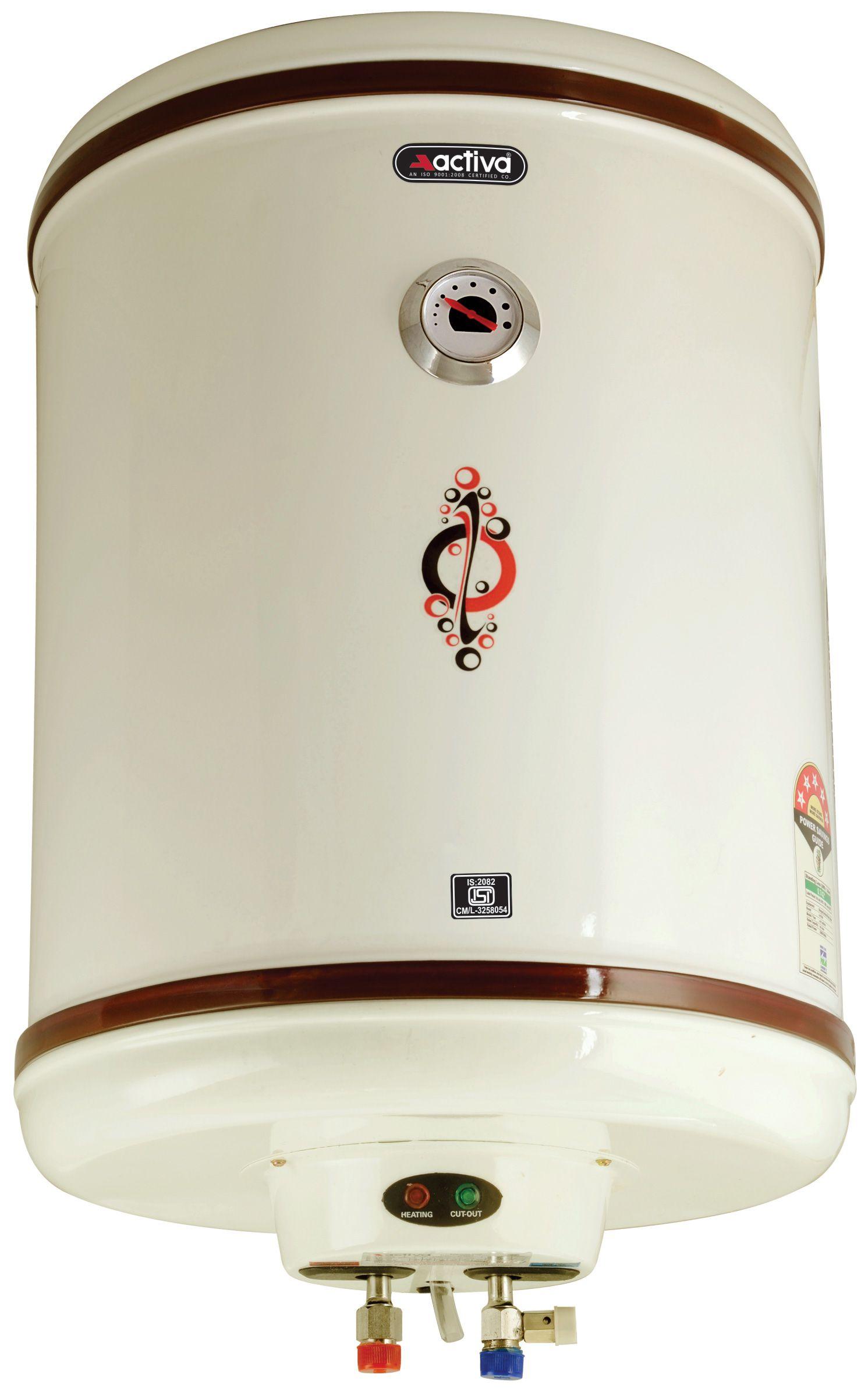 Activa 50 Ltr Water heater HOTLINE IVORY