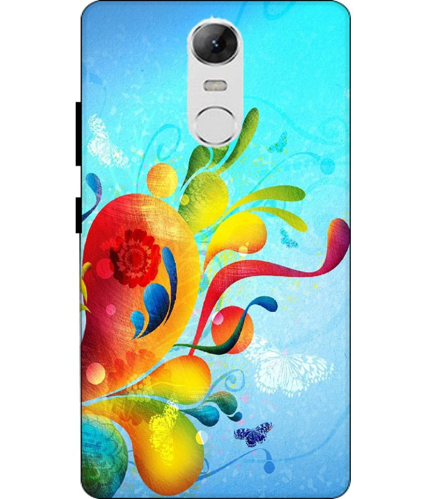 Lenovo K6 Note Printed Cover By Mouse Trap