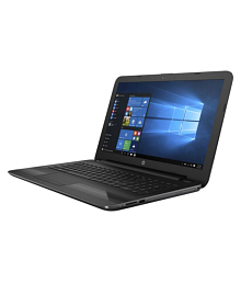 HP HP 250 250 G5 (1AS39PA) Notebook Core i3 (6th Generation) 4 GB 39.62cm(15.6) DOS Not Applicable Black