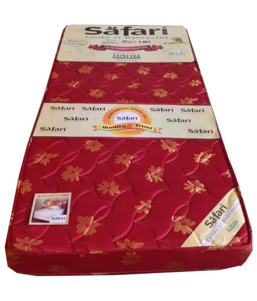 safari ortho spine 4 orthopedic mattress buy safari ortho spine 4