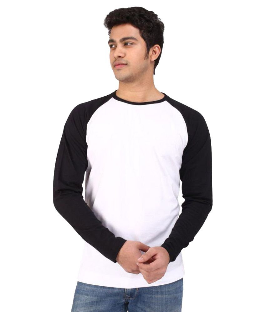 CrystalClear White Round T-Shirt