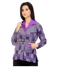 Sanvi Traders Woollen Buttoned Cardigans