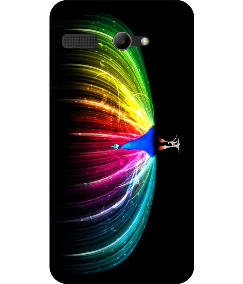 Micromax Bolt Q326 Printed Cover By Go Hooked