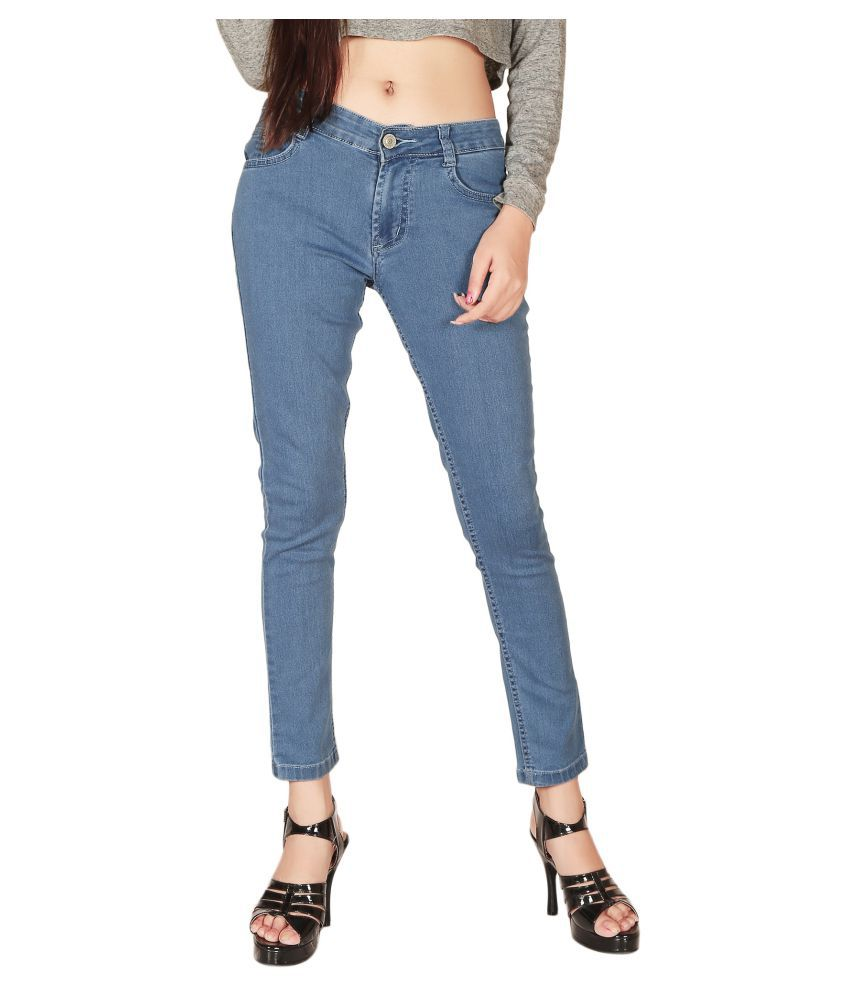 Focuss Denim Lycra Jeans