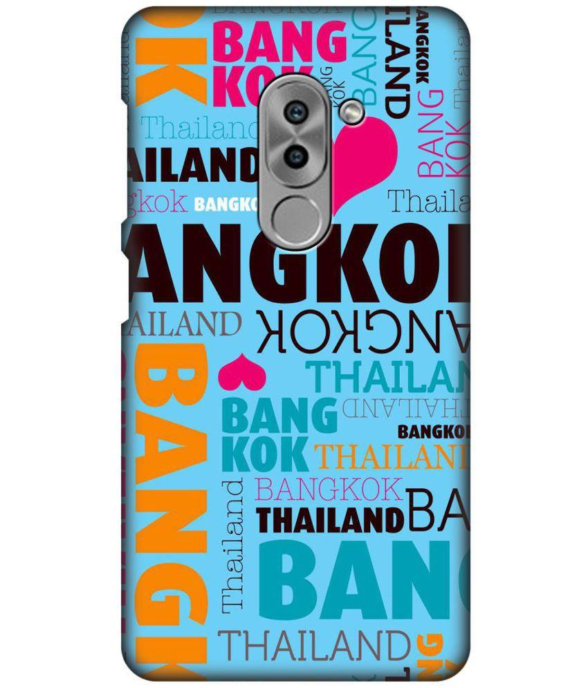 Huawei Honor 6X Printed Cover By ZAPCASE