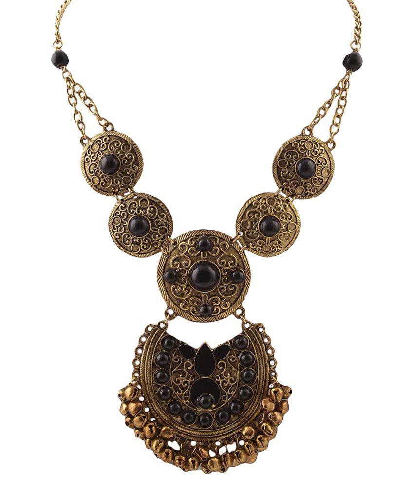 Zephyrr Multicolor Necklace