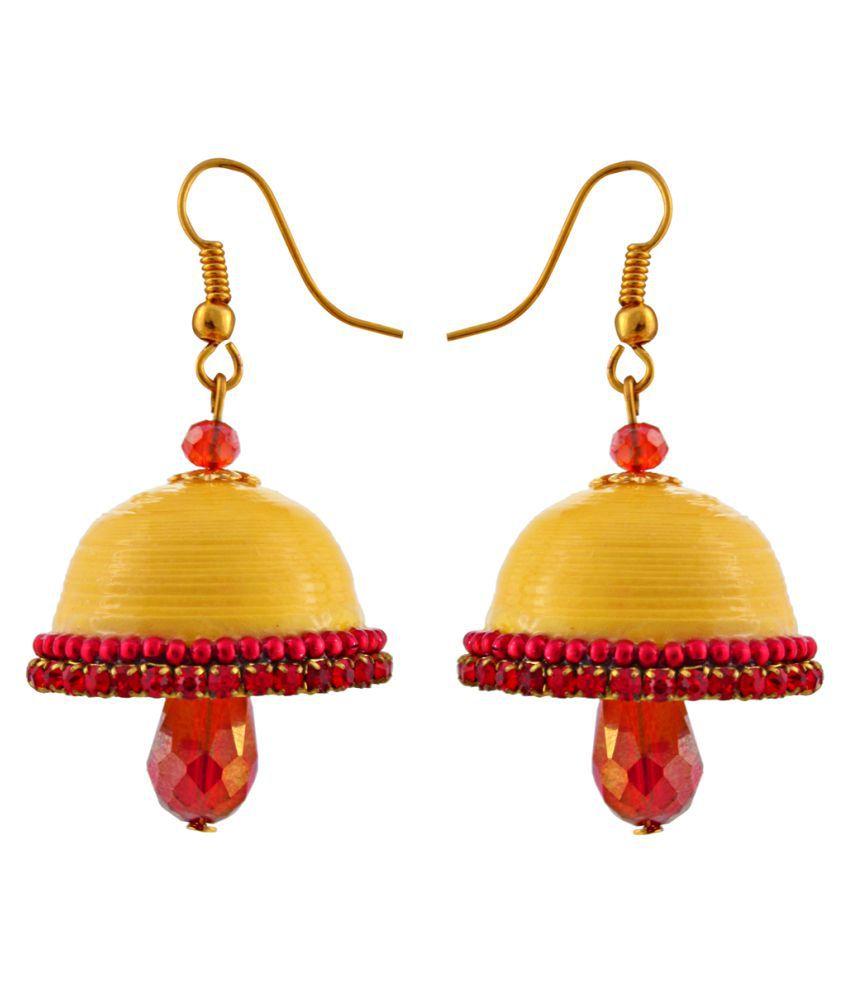 Carat Sutra Multicolor Earrings