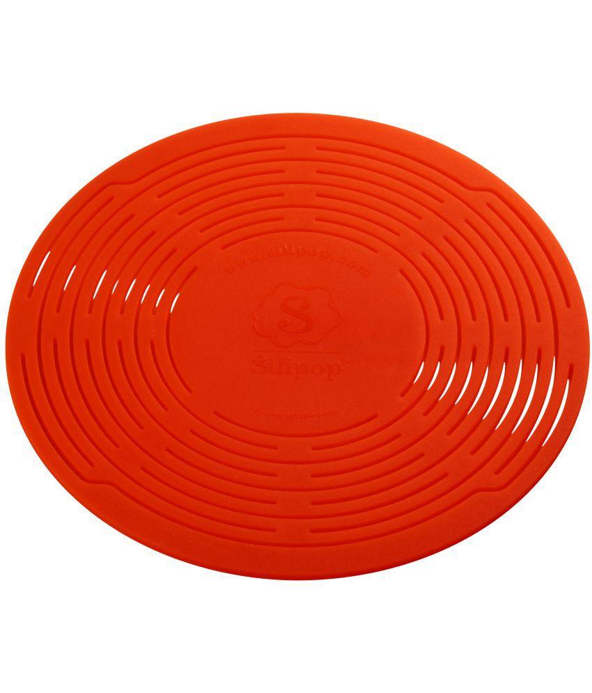 Inovera Orange Pot Holders