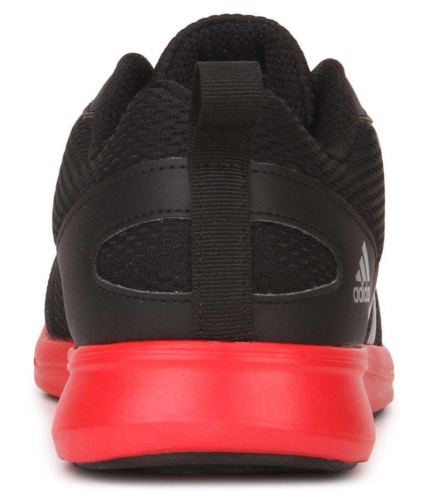 Adidas Yking M Black Running Shoes - Buy Adidas Yking M Black ... edd776c14