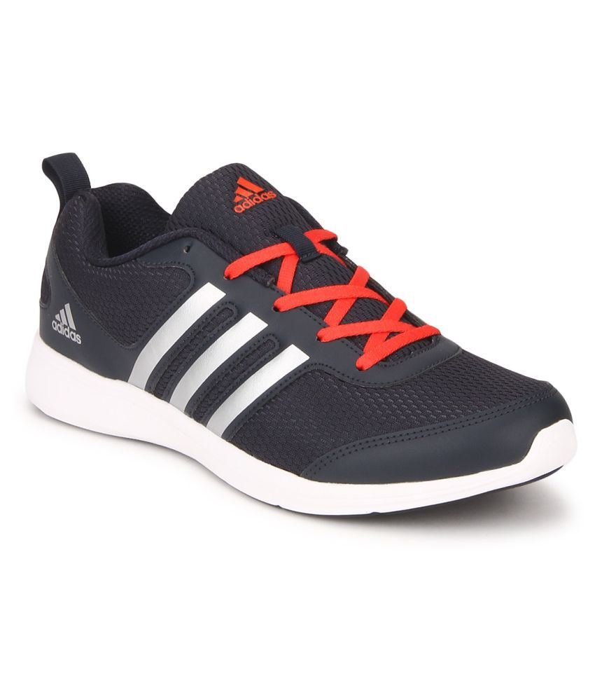 reputable site cfddb fe641 Adidas Yking M Navy Running Shoes ...
