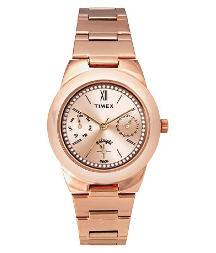timex gold chronograph price in india buy