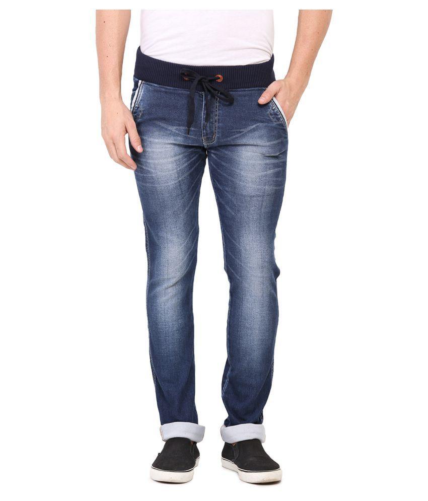 Dais Blue Regular Fit Jeans